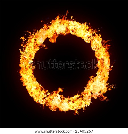 Wheel or letter O