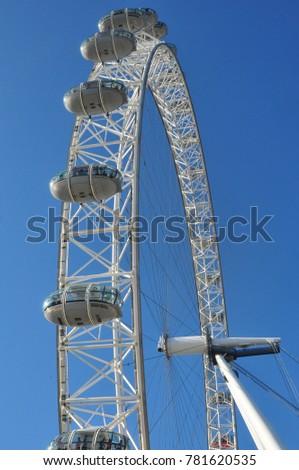 Wheel over London