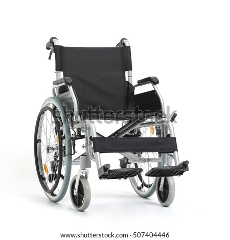 wheelchair Photo stock ©