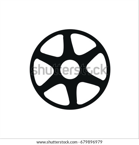 Wheels icon #679896979