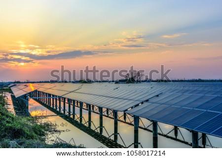 when the solar panels  #1058017214