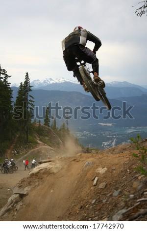 whistler hip jump