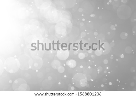 white Abstract bokeh defocus glitter  background #1568801206