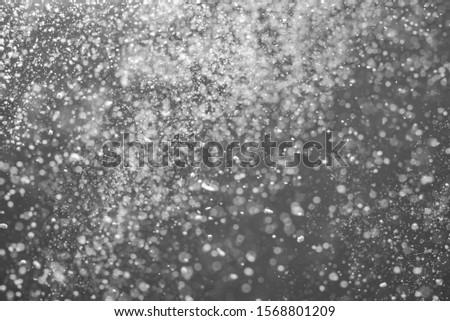 white Abstract bokeh defocus glitter  background #1568801209