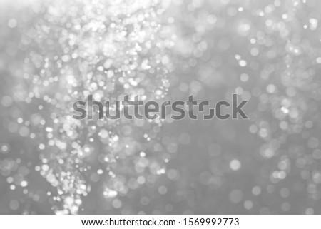 white Abstract bokeh defocus glitter  background #1569992773