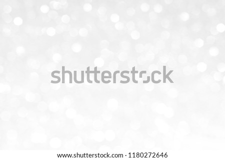 White Abstract Holiday Background