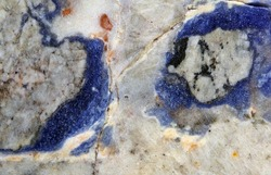 white and blue background. abstract natural pattern. jasper stone texture background. natural stone ornament close up