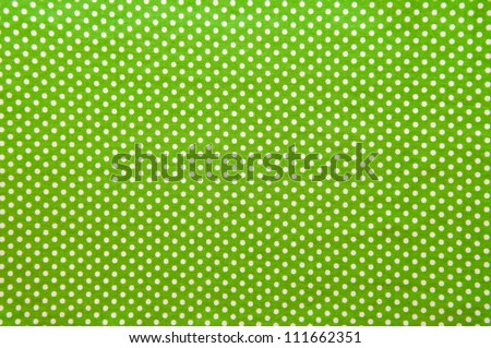 White and green pattern can be used for background.
