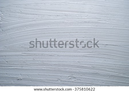 white and grey oil abstract background painting stock photo