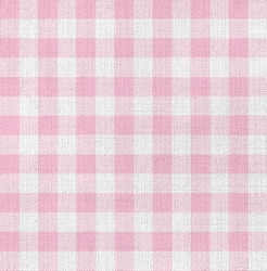 white and pink gingham texture background pattern