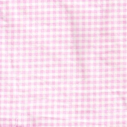 White and pink square background