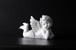 White Angel Sleep Figure