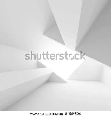 White Architecture Construction