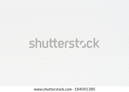 White Art Paper Textured Background #184041380