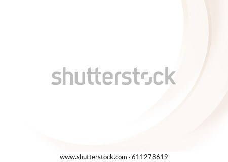 white background abstract template curve elegant flow grey paper texture backdrop banner border for business design wave lines wavy for modern concept blur light bright motion soft smooth and space