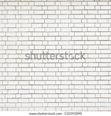 white background brick wall texture