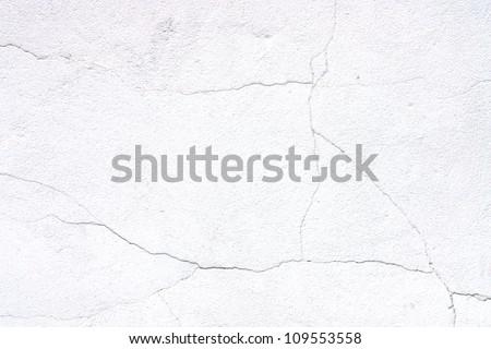 white background, grunge wall texture