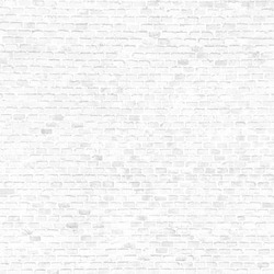 white background subtle brick wall texture seamless pattern wallpaper design template