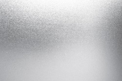 White background texture. Silver gray background
