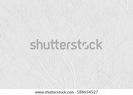 white background texture with branches #588654527