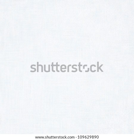 white background with delicate canvas texture - stock photo