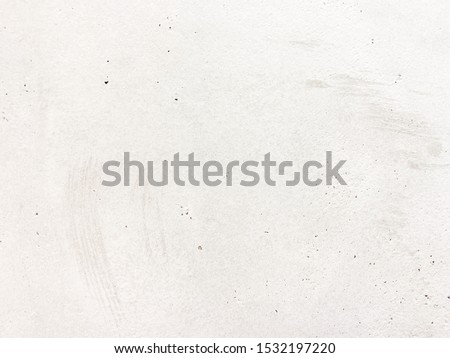 white background with simple wall paper