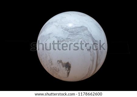 White ball stone #1178662600