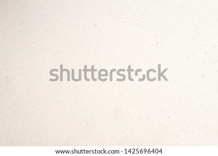 White beige paper background texture light rough textured spotted blank copy space #1425696404