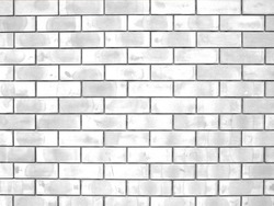 White block wall  Can use as background
