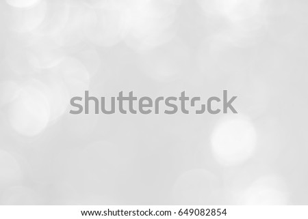 white blurred backdrop of nature, circle white wallpaper, gray bokeh background #649082854