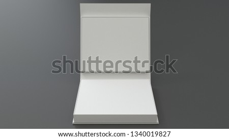 White Box Package #1340019827