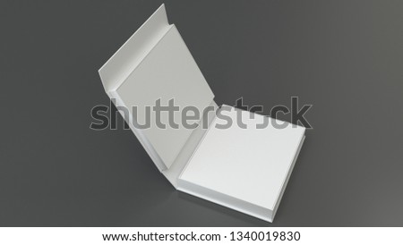 White Box Package #1340019830