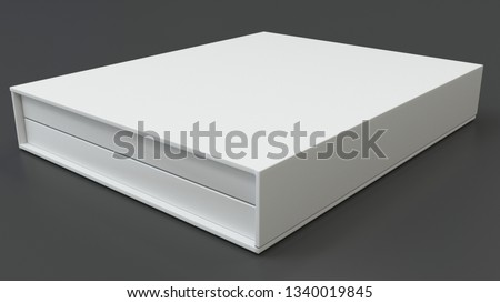 White Box Package #1340019845