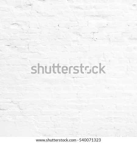 Shutterstock White Brick Wall