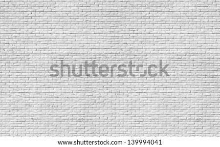 white brick wall huge texture