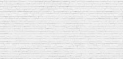 White Brick Wall Texture Background. White modern Wallpaper interior