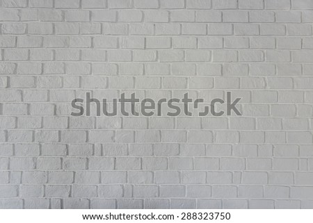 White Brick, White Brick Pattern, White Brick Background