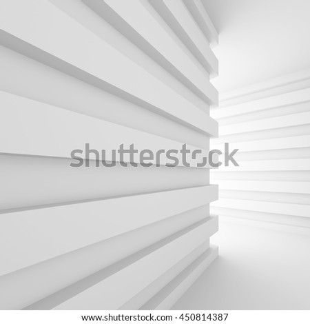 white building construction abstract futuristic architecture background minimal office interior design empty room abstract 3d office building