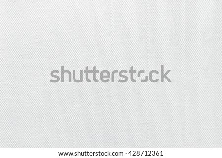 White canvas texture #428712361