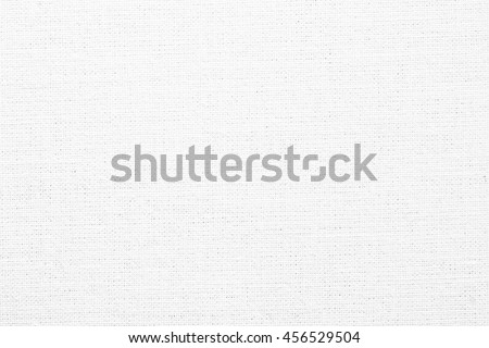 White canvas texture. #456529504