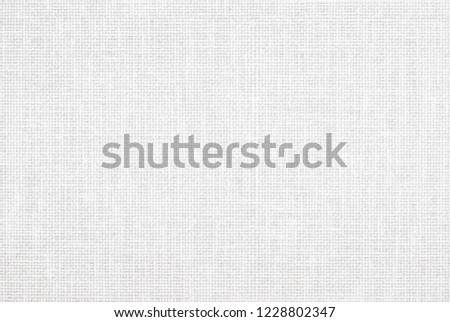 White canvas texture as background