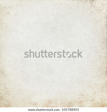 white canvas texture as grunge background