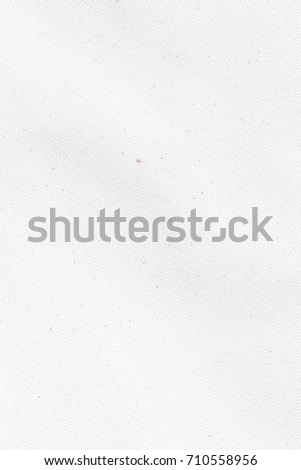 White canvas texture background - Shutterstock ID 710558956