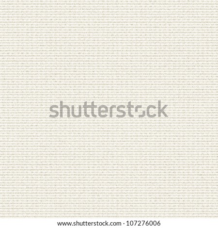 white canvas texture with delicate strips pattern seamless background