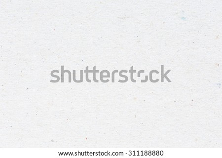 Photo of  White cardboard background