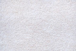 white carpet texture . background