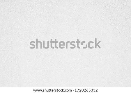 White cement wall texture and background. Foto stock ©