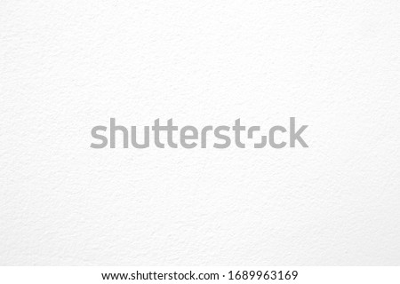 White cement wall texture and background., White wall Photo stock ©
