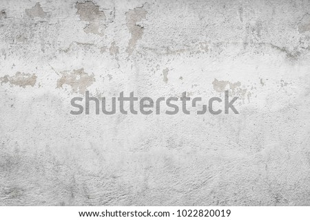 White cement wall with Mold texture background #1022820019