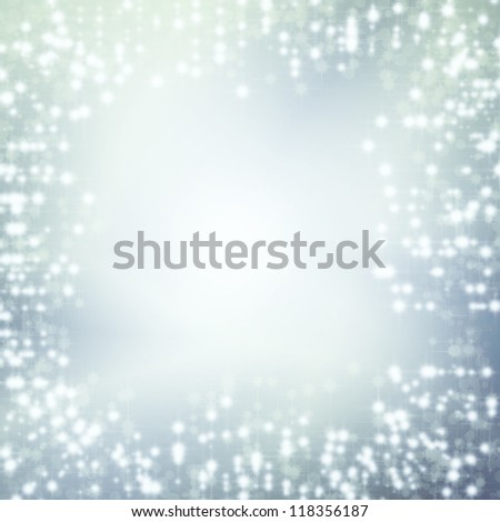 White And Blue Christmas Background White Christmas Background